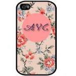 Monogrammed Iphone Floral ..