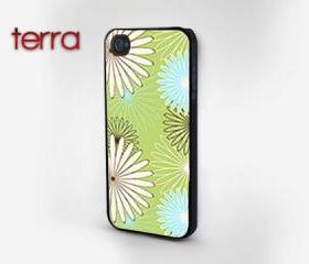 Floral iPhone Case, iphone 5 cases iPhone cover, iPhone hard case- iPhone 4, iPhone 4s