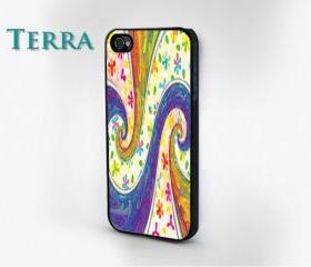 Floral - Abstract Pattern - iphone 5 cases Cool iPhone Cases- Cool iPhone Cases-- iPhone 4, iPhone 4s