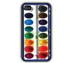 Watercolor paint set Painting Kit - iphone 5 cases Cool iPhone Cases- Cool iPhone Cases-- iPhone 4, iPhone 4s