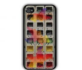 Watercolor Set Painting Kit - iphone 5 cases Cool iPhone Cases- Cool iPhone Cases- - - Case- iPhone 4, iPhone 4s