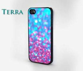 iphone 5 case Pink and Blue iphone Cool iPhone Cases- Cool iPhone Cases-- iPhone 4, iPhone 4s- Rubber Case